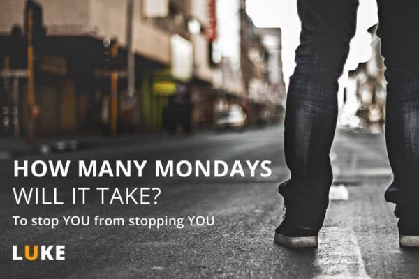 How many Mondays will it take?