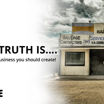 The truth is anyone can start a business.