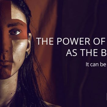 The power of 'YOU' as the brand –can be irresistible